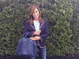 Racked La Racked La Inside Fashion Police Host Melissa Riverss Bag