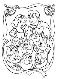 Biancaneve Biancaneve Il Principe E I Sette Nani