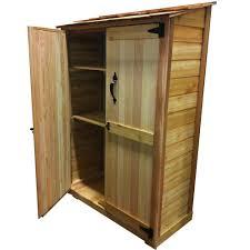 cedar garden shed. Delighful Garden Outdoor Living Today 4 Ft X 2 Cedar Garden Storage Shed Throughout E