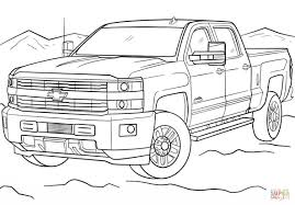 dodge ram coloring pages inspirational 2017 chevrolet silverado 3500hd high country coloring page