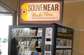 Souvenir Vending Machine