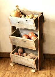 kitchen vegetable bin kitchen vegetable bin potato barn wood rustic decor handmade veggie bins kitchen vegetable kitchen vegetable bin