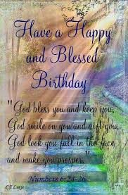 Blessed Quotes From The Bible Impressive 48 Charming Bible Quotes For Birthday Celebrations Msuk48connectorg