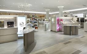 Saks Fifth Avenue flagship store by CBX Houston – Texas  Retail