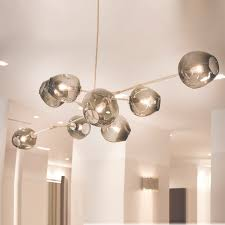 lindsey adelman globe branching bubble chandelier 110v 220v modern with regard to branching bubble chandelier