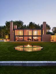 Jennifer Post Design Louis Kahns Korman Residence Interior Renovation By Jennifer Post