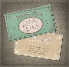Baby Business Card Templates Designs From Graphicriver