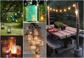 diy garden lighting ideas. 10 Chic DIY Outdoor Lighting Ideas For Your Backyard - The Multitasking Woman Diy Garden A