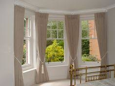 Curtains Bay Windows For Bedroom Are Nice But Often Theres An Window Photo  Ideas Best