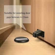 zinc alloy magnetic door stopper