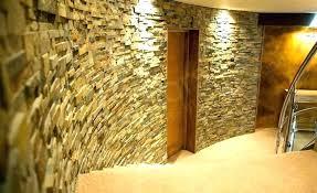 stone paneling for interior walls rock wall panels dimensional veneer radius with panelin