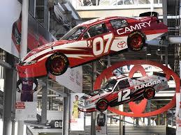 Toyota Injector - Daytona International Speedway