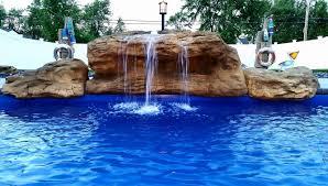 inground pool waterfalls. \ Inground Pool Waterfalls I