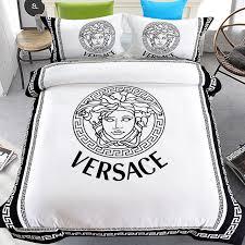 luxury brand bedding set 100 cotton brushed comforter duvet cover set bedsheet style full queen king size bed