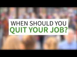 A Good Reason For Leaving A Job What S A Good Reason To Quit A Job