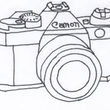Small Picture Coloring Page Of A Camera Kids Drawing And Coloring Pages Marisa