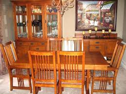 craftsman style dining room furniture mission style dining set 9 piece medium oak dining room set craftsman style dining room furniture