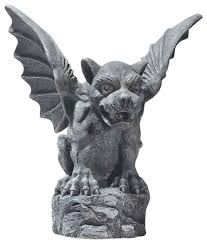 garden statues 24 large floine gargoyle awesome gargoyle garden statues 25 fullsize of nifty photo campania international oscar gargoyle cast