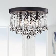stunning flush mount chandelier flush mount lighting youll love wayfair
