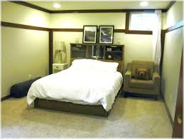 basement bedroom ideas before and after. Unfinished Basement Bedroom Ideas Before And After