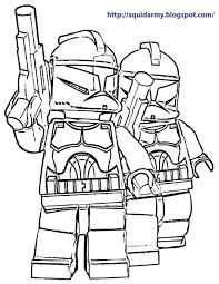 Lego Star Wars Coloring Pages 28 With Boba Fett H Page