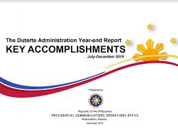the duterte administration s key accomplishments in energy the duterte administration s key accomplishments in energy pilipinastayo