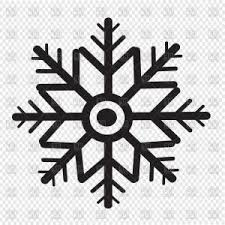 Free Snowflake Stencil Clipart Vector Drawings Cqrecords