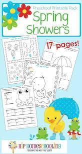 Spring Worksheets For Preschool For Printable To. Spring Worksheets ...
