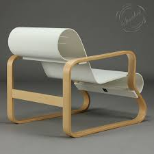 alvar aalto furniture. Alvar Aalto Paimio Chair By Artek Stardust Lexington Modern White Leather Office Furniture
