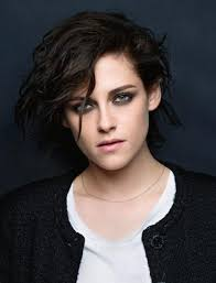 actress kristen stewart has an edge to her she seems awkward in interviews but at the same time she looks like she does not care what you