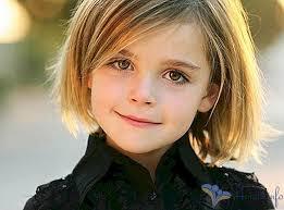 Dětské účesy Krátké Vlasy