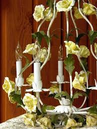 antique chandelier porcelain flowers tole chandelier porcelain roses 5 light shabby chic cottage hanging light perfection