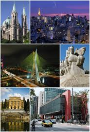 São paulo is brazil's largest city and the world's seventh largest. Sao Paulo Wiktionary