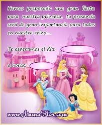 Tarjetas De Cumpleanos De Ninas Tarjeta De Cumpleaños De Las Princesas Disney Listo Para