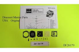 Walbro Carburetor Application Chart Jonsered Chainsaw 2051 2054 Carburetor Walbro Hda119a Carb Kit Di 26179