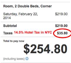 Resultado de imagen de Tax hotel