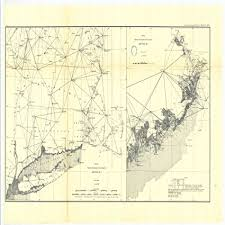 Nautical Charts New England Coast Amazon Com Vintography 8 X 12 Inch 1887 Rhode Island Old