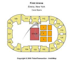 Elmira Enforcers Seating Chart First Arena Tickets In Elmira New York First Arena Seating