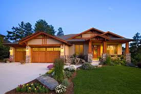 craftsman style garage doorscraftsman style garage doors Exterior Craftsman with driveway column