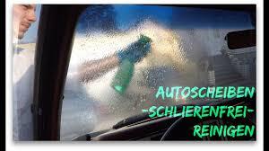 Anleitung Autoscheiben Reinigen Fenster Putzen Autopflege 18