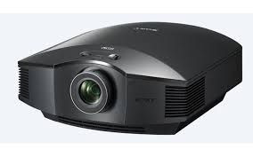 sony projector. sony vpl-hw40es sxrd projector reviewed