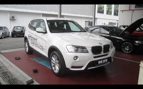 BMW Convertible bmw x3 cheap : 2011 BMW X3 xDrive20d Start-Up and Full Vehicle Tour - YouTube