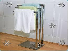 gorgeous design ideas for freestanding towel rack free standing towel rack for bathroom modern home decor inspiration