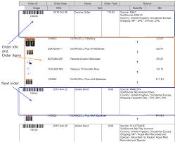 Packing List - Linnworks Documentation