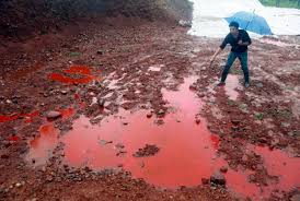 striking photos of s polluted water business insider  s water pollution