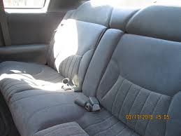 1995 chevrolet monte carlo interior