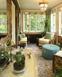 Contemporary Sunroom Furniture Indoor Sunroom Furniture Sets White Micro Fiber Sofa Decorative