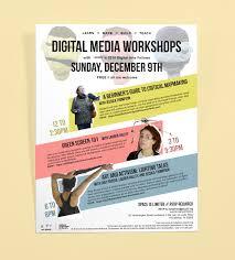 As220 Digital Media Workshop Flier Art Activism