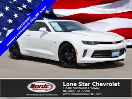 Used 2017 Chevrolet Camaro For Sale at Baytown Ford | VIN ...