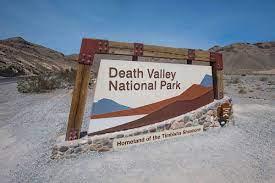 Hiker dies in Death Valley